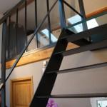 Verriere + escalier BEZIER PHILIPPE