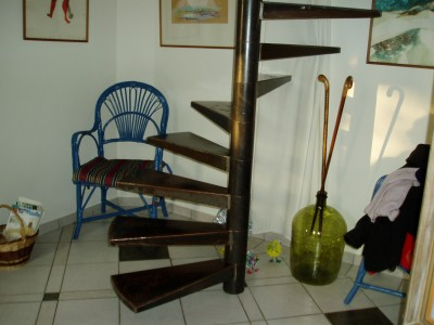 Escalier Helicoidale-Eurl Philippe BEZIER Sautron