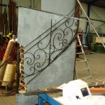 escalier-atelier-Eurl Philippe BEZIER Sautron