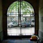 Porte ancienne-Eurl Philippe BEZIER Sautron